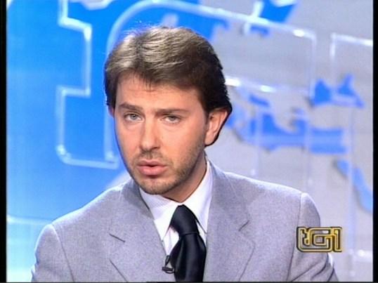 Francesco Giorgino Tg1 Foto