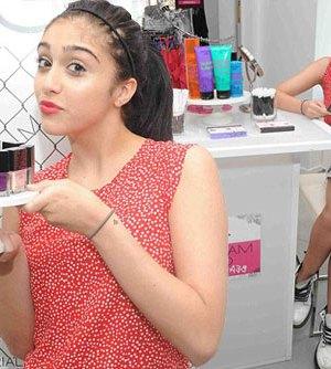 Lourdes-Maria-Ciccone-presenta-linea-makeup-Material-girl