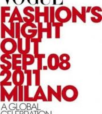 Foto del logo Vogue Fashion's Night Out Milano