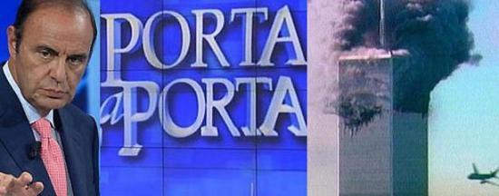 Porta a Porta Speciale 11 Settembre 2001 Foto
