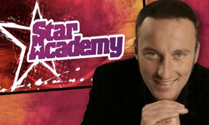 Francesco Facchinetti Star Academy Rai2 Foto