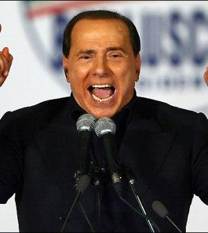 Silvio Berlusconi Presidente del Consiglio