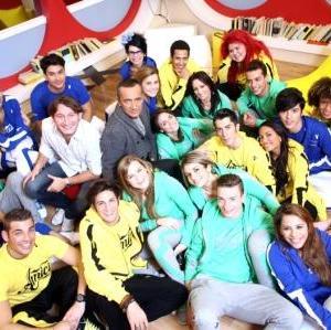 Foto allievi Amici 11 con Luca Zanforlin e Mauro Monaco