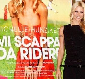 Michelle Hunziker Mi scappa da ridere Teatro Sistina Roma