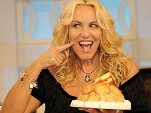 Foto della conduttrice de La prova del cuoco Antonella Clerici