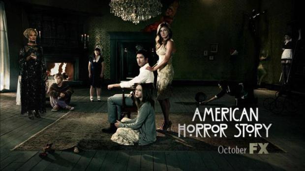 La serie americana American horror story