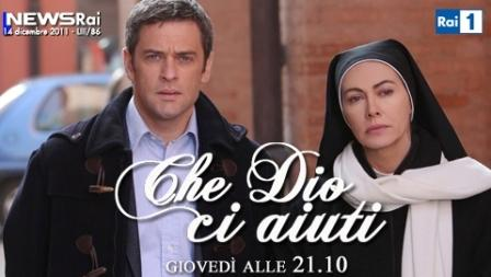 Che Dio ci aiuti con Elena Sofia Ricci e Massimo Poggio