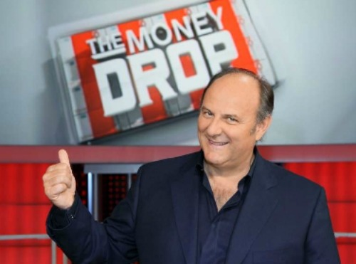 The money drop Gerry Scotti Foto