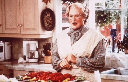 Mrs Doubtfire, ascolti Natale