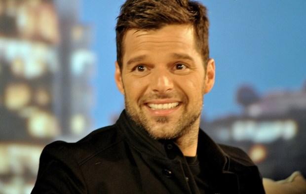 Ricky Martin presto guest star di Glee