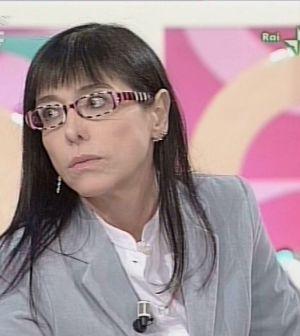 Emanuela Falcetti conduttrice