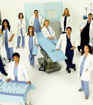 Grey's Anatomy serie televisiva