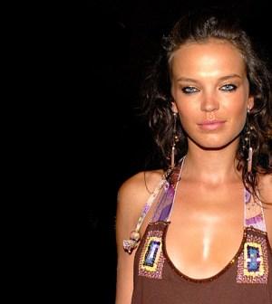 Andrea Lehotska modella