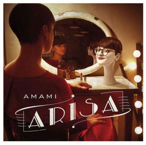 Foto della Cover album Amami di Arisa
