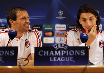 Milan Arsenal probabili formazioni
