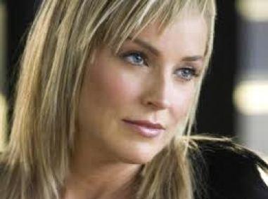 Sharon Stone ospite a Verissimo
