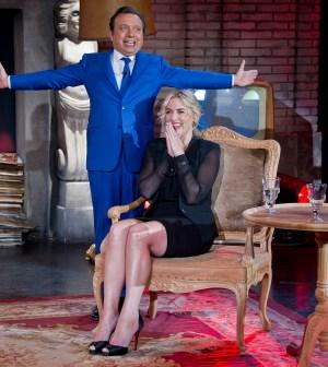 Chiambretti Wednesday show kate winslet