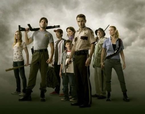 the walking dead 3 serie tv