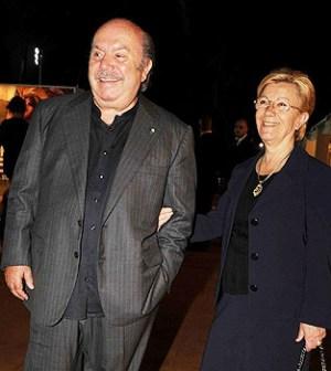 lino banfi e sua moglie lucia