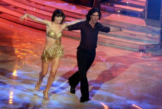 Ballando con le stelle Marco Del Vecchio giuria