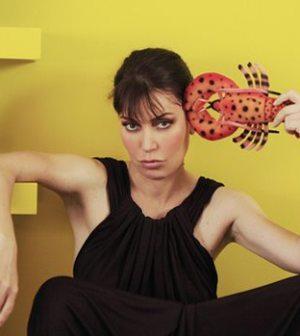 L'attrice Sabina Guzzanti torna stasera in tv