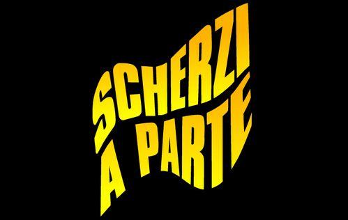 Logo Scherzi a parte su Canale 5
