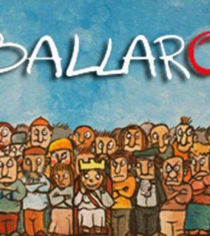 La foto della sigla di Ballarò