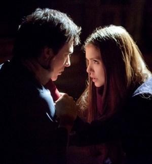 Damon ed Elena