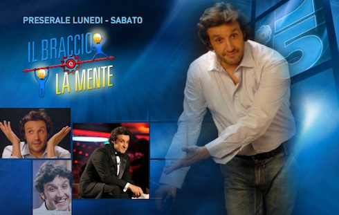 Quattro serate dedicate ai film su Canale 5