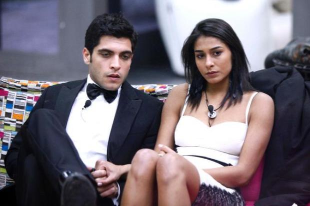 Sabrina e Vito Grande Fratello foto