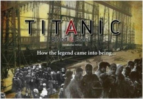 Titanic - Blood and Steel dal 22 aprile su Rai1