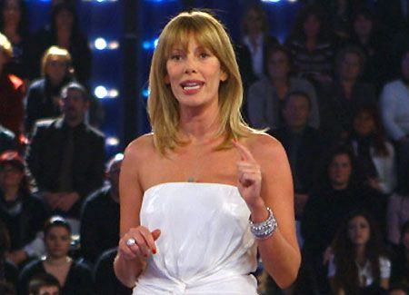 Alessia Marcuzzi, presentatrice