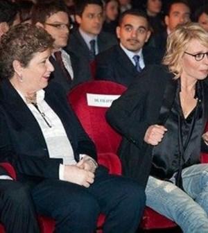 Foto Mara Maionchi e Maria De Filippi