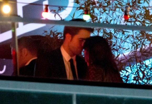 Foto Pattinson e Stewart a Cannes