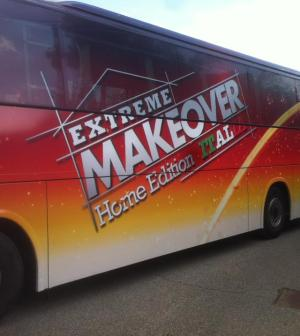 Extreme Makeover arriva in italia