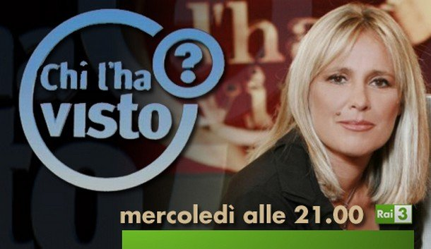 Chi l'ha Visto e la verità sui misteri italiani