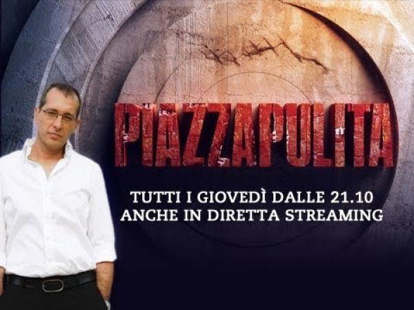 Formigli presenta Piazza Pulita