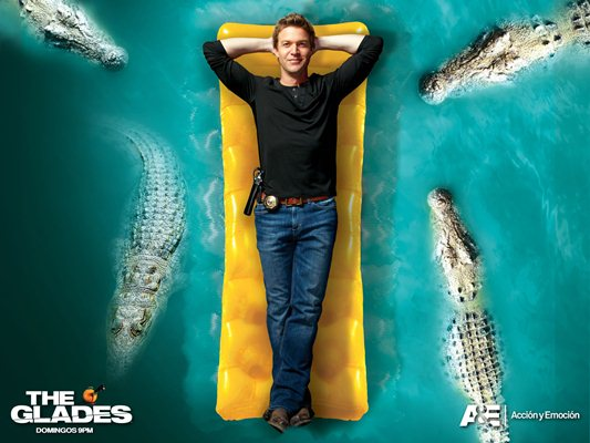 foto serie tv the glades