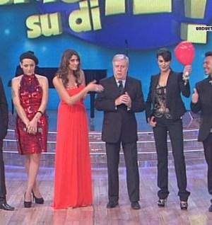 I finalisti della prima puntata di Punto su di te