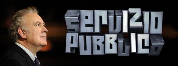 Il logo di Servizio Pubblico