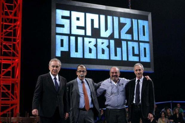 Servizio pubblico 2 maggio: il governo dei tecnici