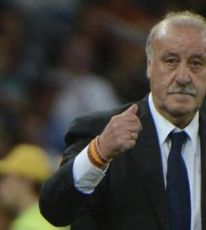 "Del Bosque: ""In finale con l'Italia partiamo favoriti"""