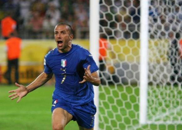 Grosso e Del Piero affondano la Germania alla semifinale dei Mondiali 2006