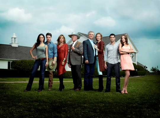 foto serie tv dallas 2012