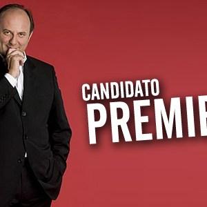 gerry scotti candidato premier berlusconi italia pulita pdl