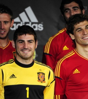 La nazionale spagnola di calcio