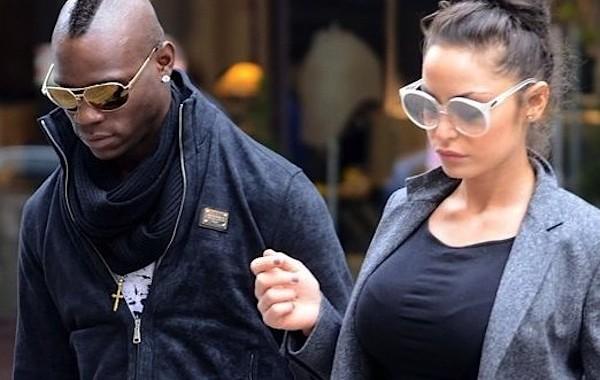 Raffaella Fico è incinta di Mario Balotelli, ma lui chiede test dna