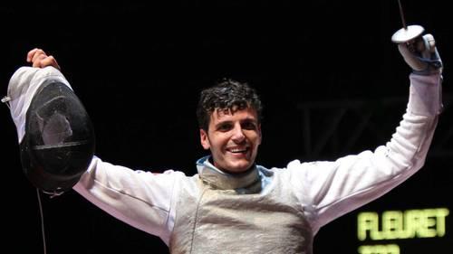 Foto di Andrea Cassarà Fioretto uomini Olimpiadi 2012