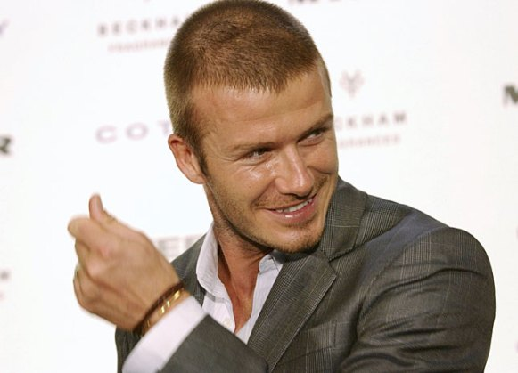David Beckham alle Olimpiadi
