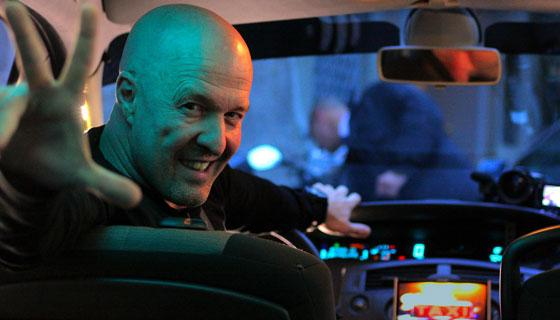 Marco Berry in Cash Taxi